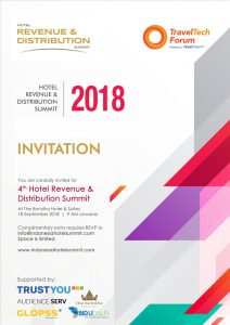 Hotel Revenue & Distribution Summit 2018